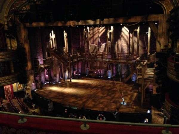 Richard Rodgers Theatre, secção: Front Mezzanine R, fila: C, lugar: 14