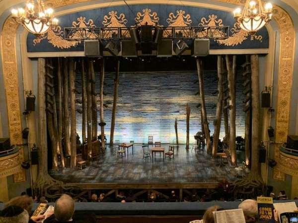 Gerald Schoenfeld Theatre, secção: Mezzanine Center, fila: D, lugar: 108