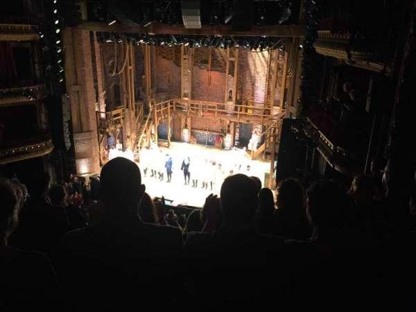 CIBC Theatre, secção: Mezzanine R, fila: F, lugar: 2-8