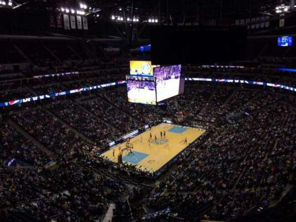 Ball Arena, secção: 356, fila: 12, lugar: 1