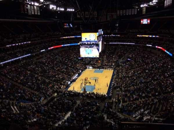 Ball Arena, secção: 360, fila: 12, lugar: 1