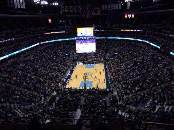 Ball Arena, secção: 362, fila: 12, lugar: 1