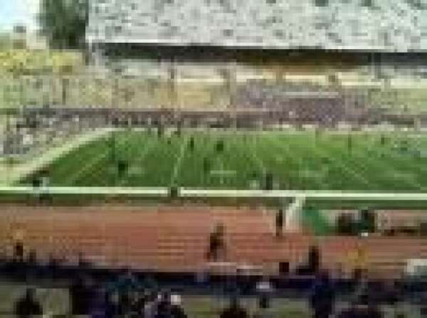 Old Husky Stadium, fila: 20