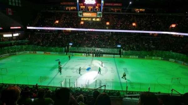 Van Andel Arena, secção: 208, fila: J, lugar: 6