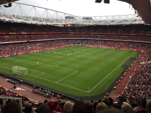 Emirates Stadium, secção: 97, fila: 9, lugar: 193