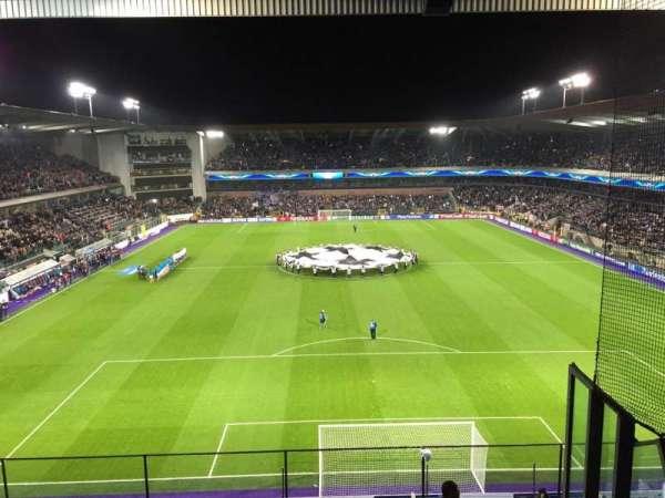 Constant Vanden Stock Stadium, secção: B