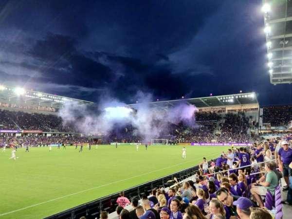 Orlando City Stadium, secção: 36, fila: F, lugar: 21