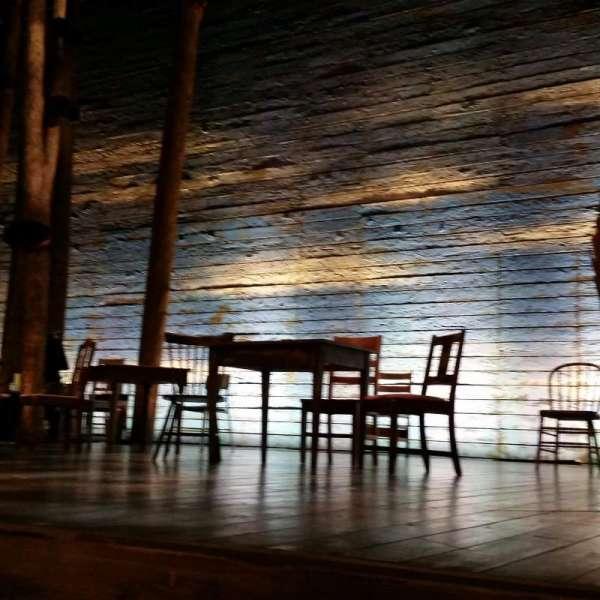 Gerald Schoenfeld Theatre, secção: Orchestra C, fila: A, lugar: 114