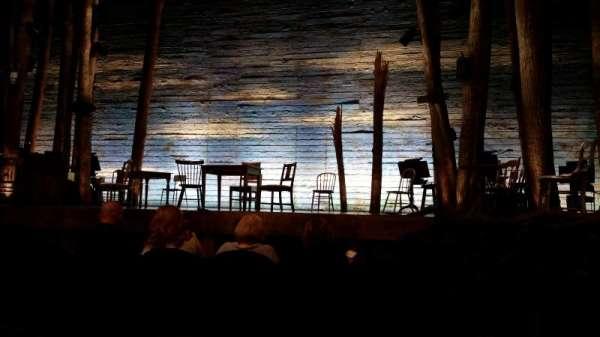Gerald Schoenfeld Theatre, secção: Orchestra C, fila: E, lugar: 113