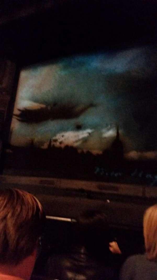 Orpheum Theatre (San Francisco), secção: Orchestra R, fila: C, lugar: 118