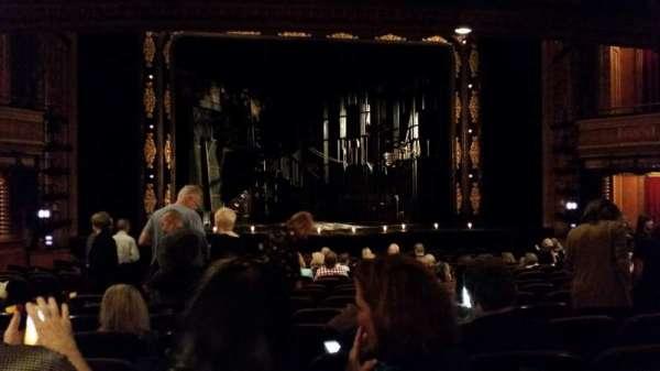 American Airlines Theatre, secção: Orchestra C, fila: O, lugar: 112