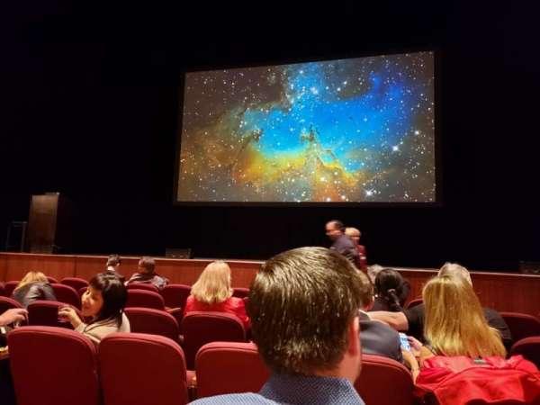 San Jose Center For The Performing Arts, secção: Orch, fila: 2, lugar: 11