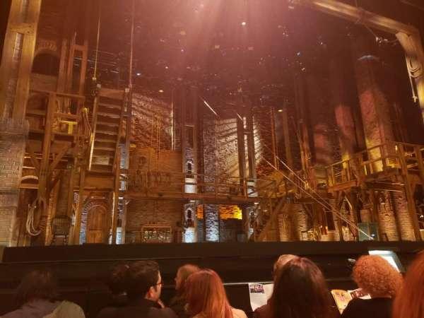 Orpheum Theatre (San Francisco), secção: Orchestra LC, fila: E, lugar: 117
