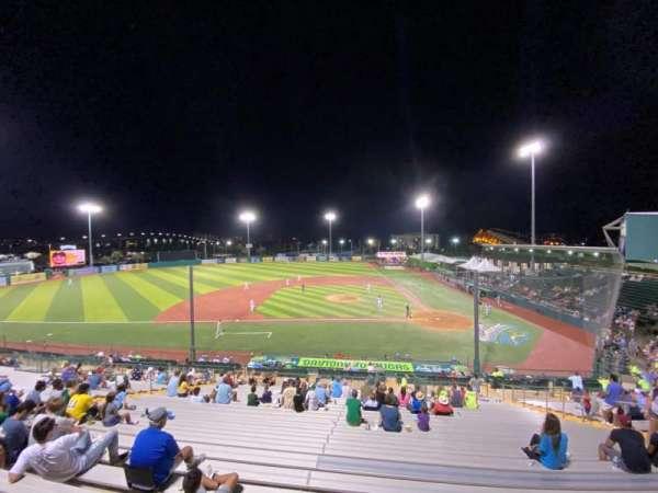 Jackie Robinson Ballpark, secção: GA