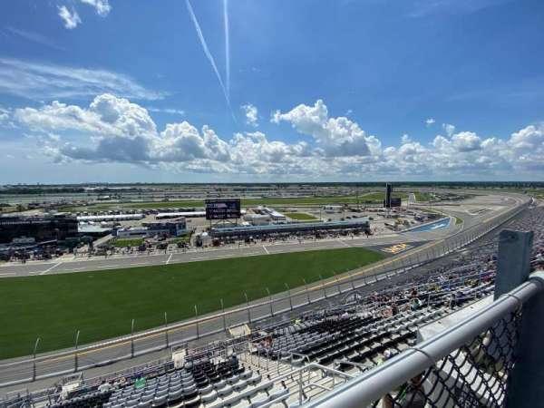 Daytona International Speedway, secção: 460, fila: 28, lugar: 9