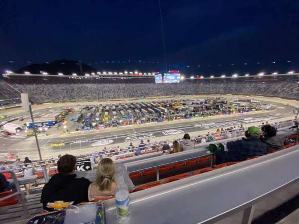 Bristol Motor Speedway, secção: Jeff Gordon Terrace K