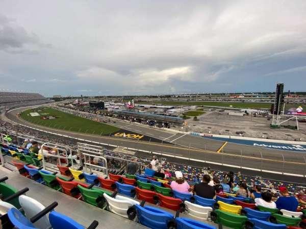 Daytona International Speedway, secção: 373, fila: 11, lugar: 11