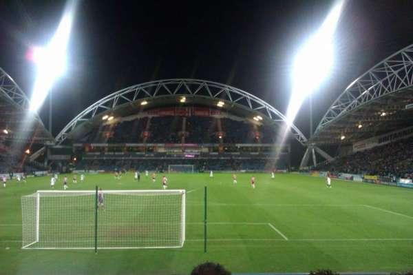 John Smith's Stadium, fila: K, lugar: 69