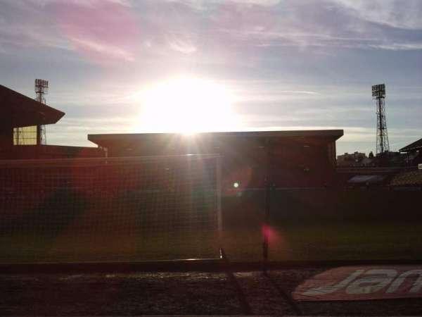 Oakwell Stadium, secção: NS3, fila: C, lugar: 69