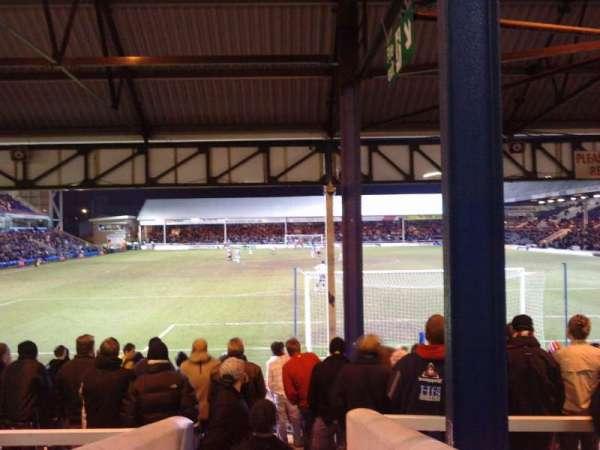 London Road Stadium, secção: Moyes Terrace