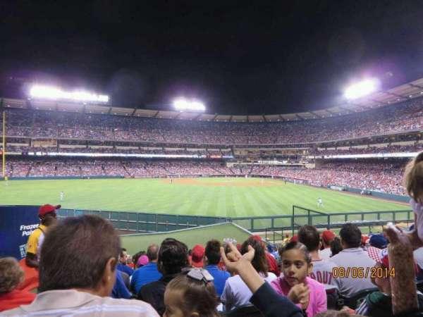 Angel Stadium, secção: P257, fila: Z, lugar: 1