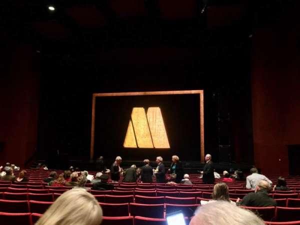 San Diego Civic Theatre, secção: ORCHR2, fila: M, lugar: 22