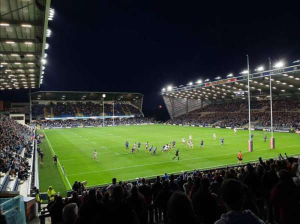 Headingley Stadium, secção: Western Terrace, fila: -, lugar: -
