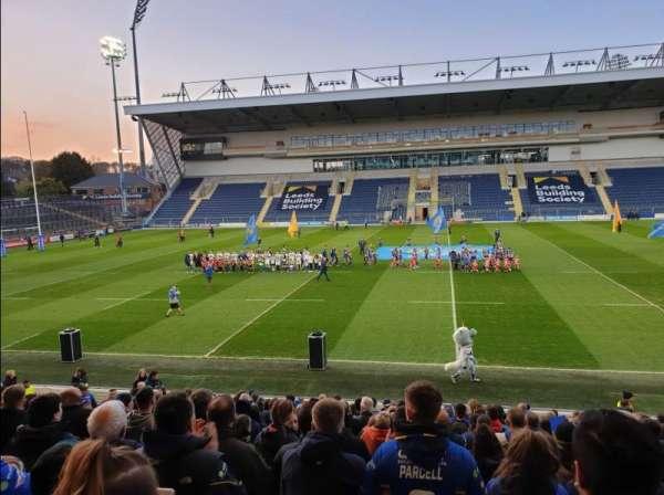 Headingley Stadium, secção: South Stand, fila: -, lugar: -
