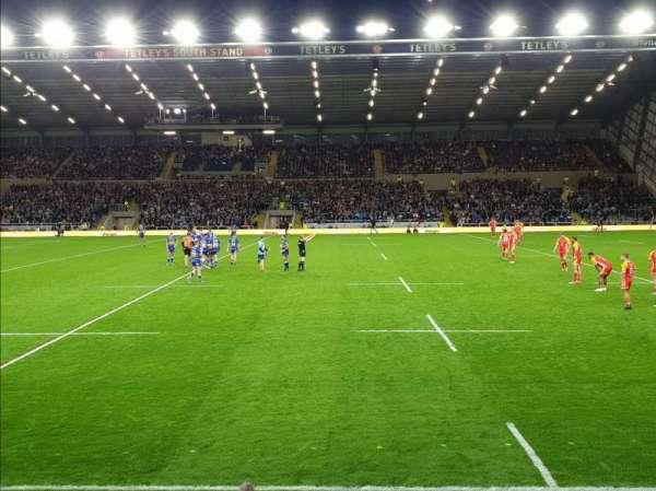 Headingley Stadium, secção: C, fila: E