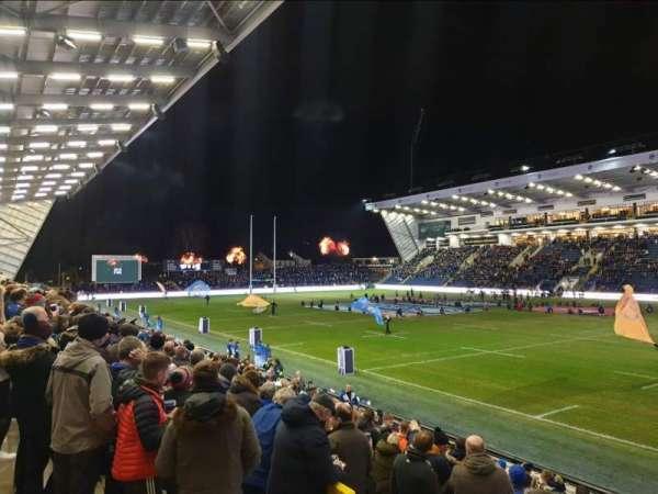 Headingley Stadium, secção: South Stand Terrace, fila: -, lugar: -