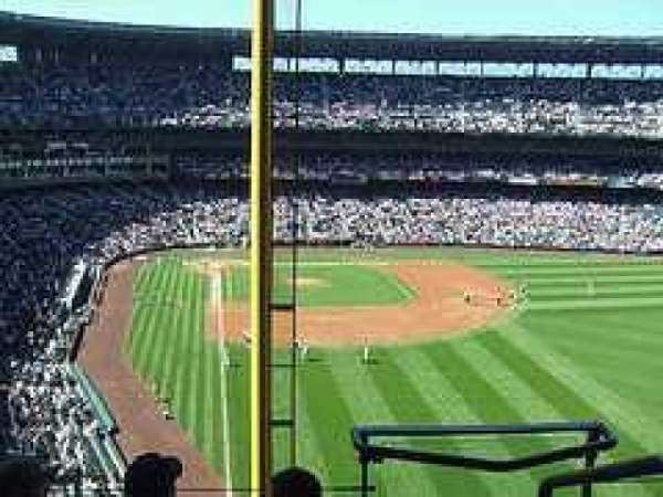 T-Mobile Park, secção: Right field, fila: Upper Deck