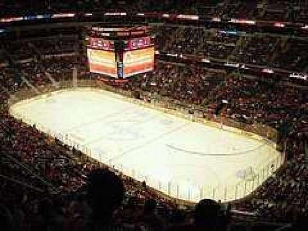 Capital One Arena, secção: 421, fila: N