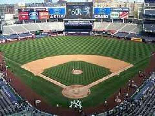 Yankee Stadium, secção: Upper Deck