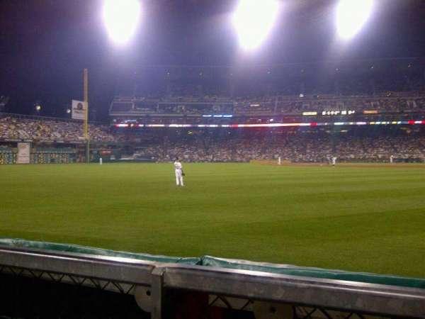 PNC Park, secção: Left Field