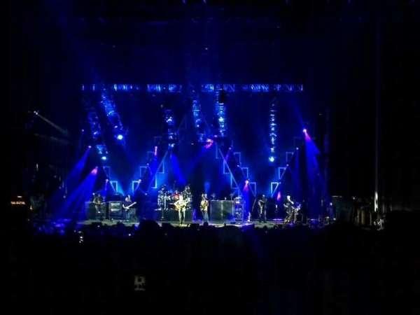 PNC Music Pavilion, secção: 6, fila: P, lugar: 20