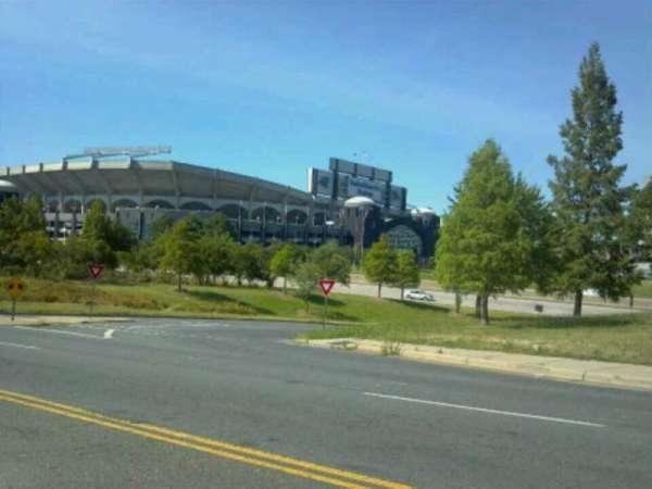 Bank of America Stadium, secção: Street View