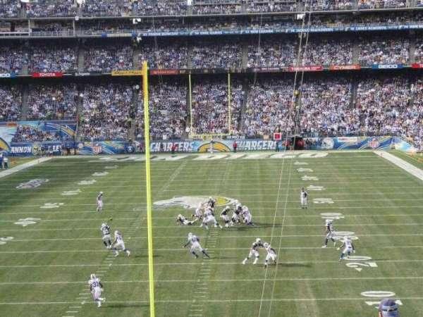 San Diego Stadium, secção: P52