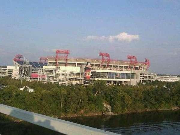 Nissan Stadium, secção: Gate 6