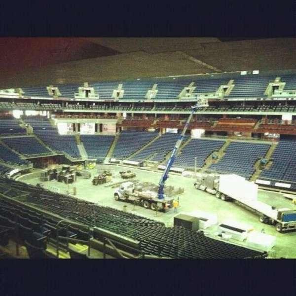 Nationwide Arena, secção: 101