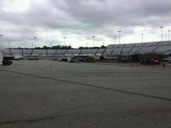 Richmond International Raceway, secção: Infield