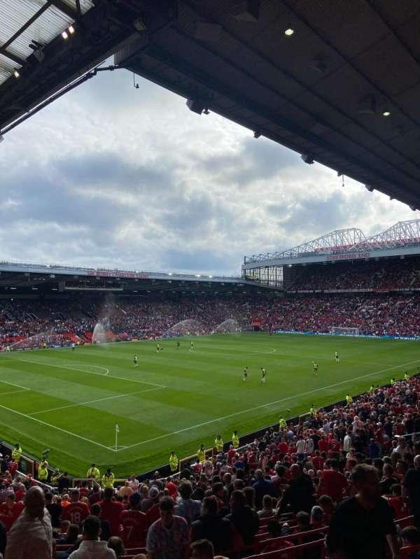 Old Trafford, secção: N2401