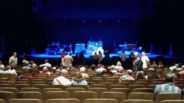 Keller Auditorium, secção: Orchestra C, fila: R, lugar: 7