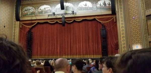 Altria Theater, secção: B, fila: U, lugar: 213
