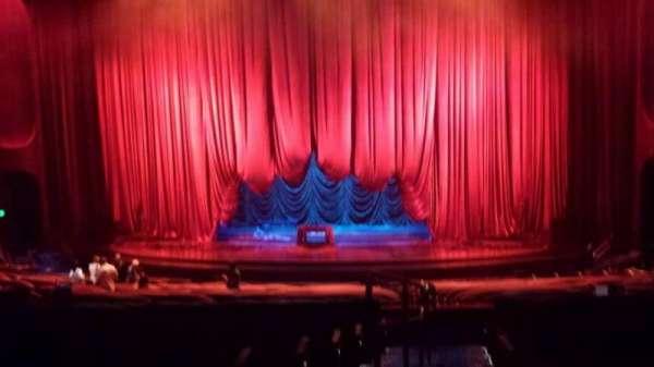 Aria Casino Theatre, secção: 303, fila: T, lugar: 1