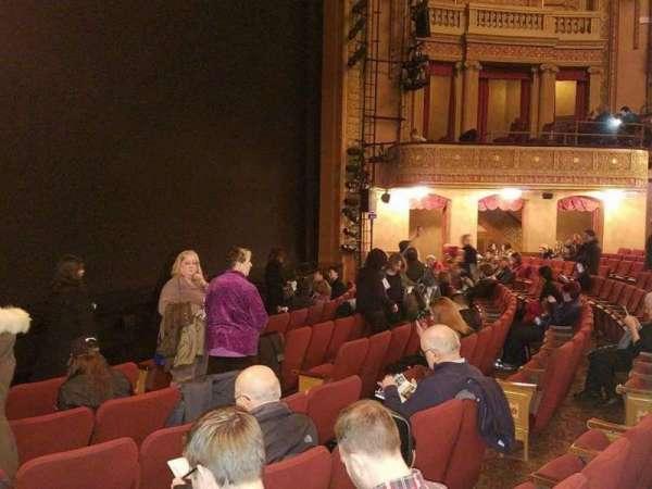 Ethel Barrymore Theatre, secção: Orchestra L, fila: F, lugar: 17