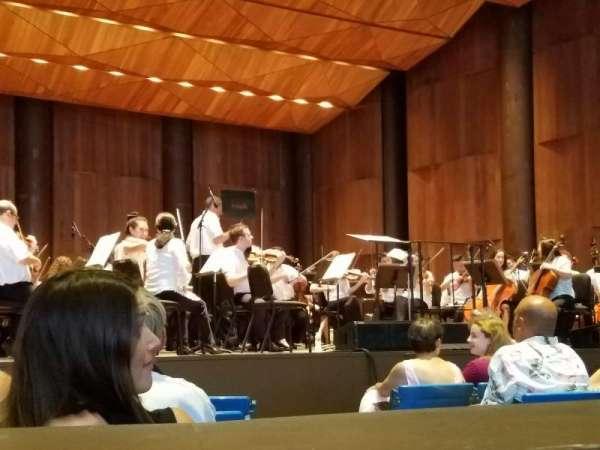 The Mann, secção: Orchestra Left, fila: B, lugar: 7