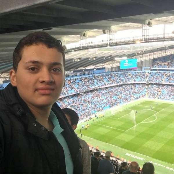 Etihad Stadium (Manchester), secção: 326, fila: dd, lugar: 737