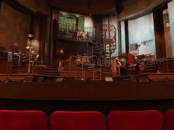 Walter Kerr Theatre, secção: Orchestra C, fila: E, lugar: 108