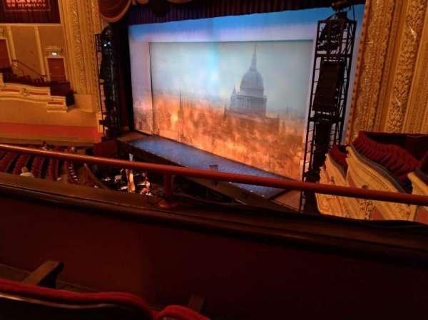 Orpheum Theatre (Minneapolis), secção: Balcony 8, fila: B, lugar: 3