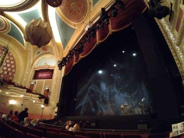 Orpheum Theatre (Minneapolis), secção: Main Floor 2, fila: E, lugar: 17